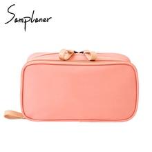 2017 Professional Cosmetic Bags Women Organizer Makeup Bag For Travel Storage Brush Necessaries Make Up Case