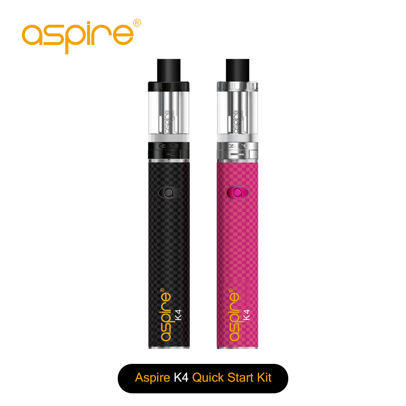 Starter Kit Aspire K4 Quick Start Vape Kit 3.5ML Cleito Vape Tank 2000mah Battery Vape Pen E Cig Electronic Cigarette стоимость