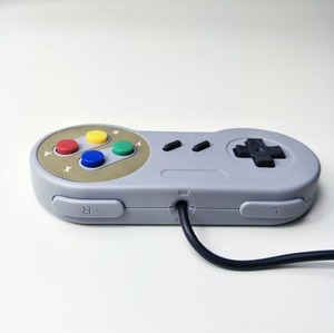 Image 4 - classical USB Controller Gaming Joystick Gamepad Controller for  SNES Game pad for Windows PC MAC Computer Control Joystick