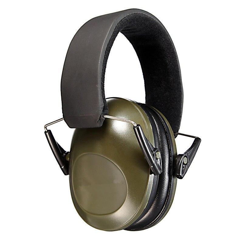 NEW Anti-noise Impact Sport Hunting  Tactical Earmuff Shooting Ear Protectors Hearing Protection Earmuffs