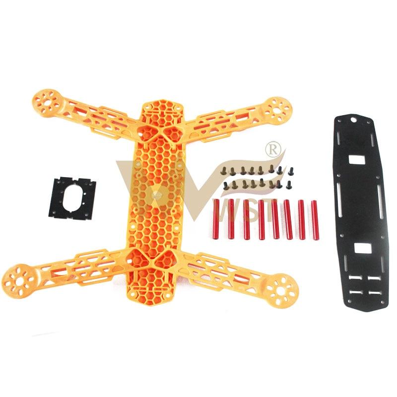 QAV250 cross racing drone 250 ingeniería material plástico marco ...