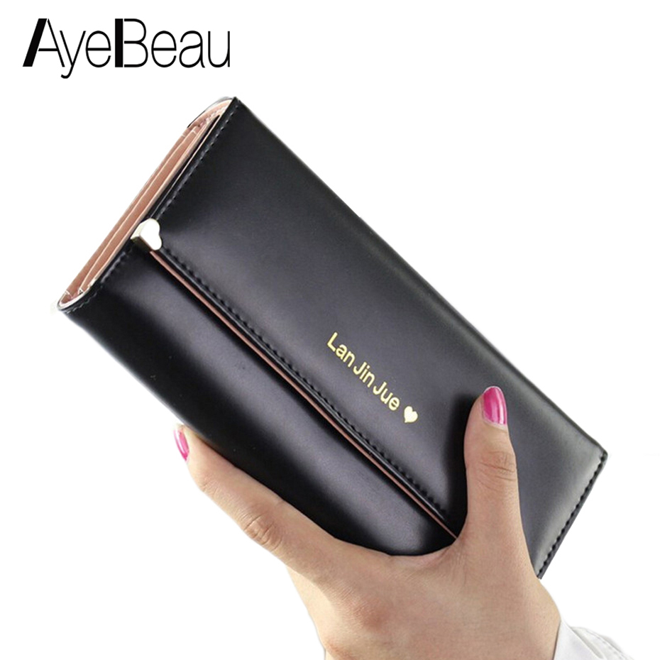 Phone Long Money Bag Clutch Lady Cuzdan Wallet Female Women Purse For Portomonee Walet Vallet Portmonee Carteras Kashelek Klachi