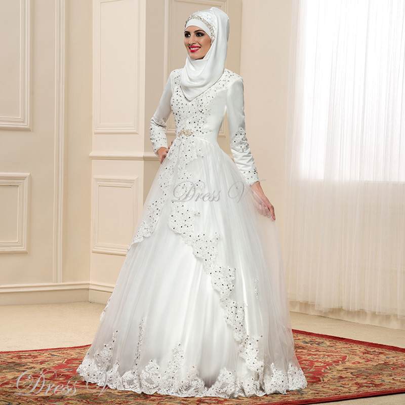 Wedding Dresses From Dubai