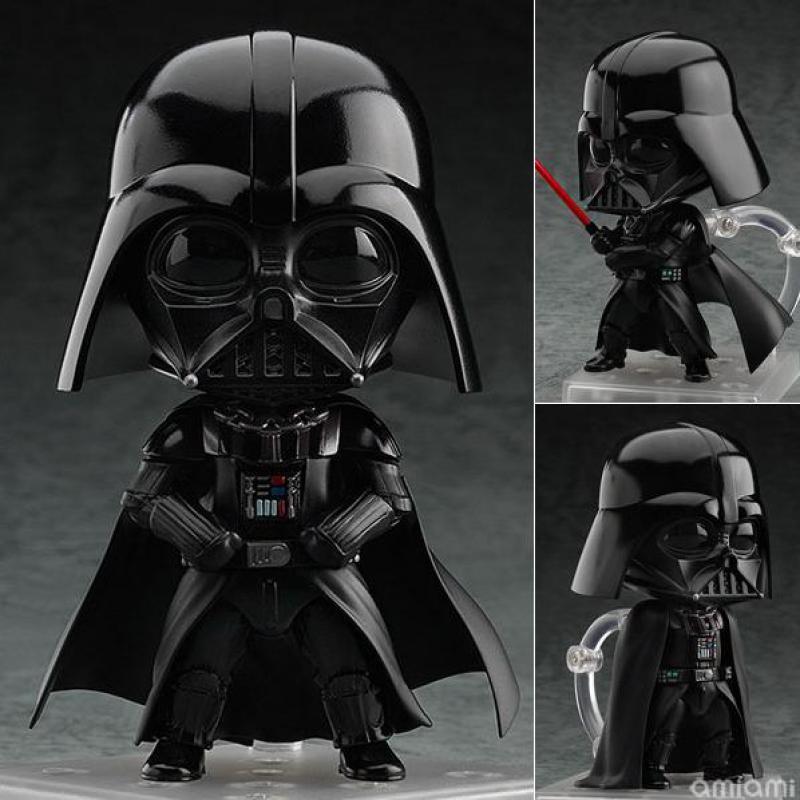 Nendoroid  502 Darth Vader Figure Model Toy 10cm