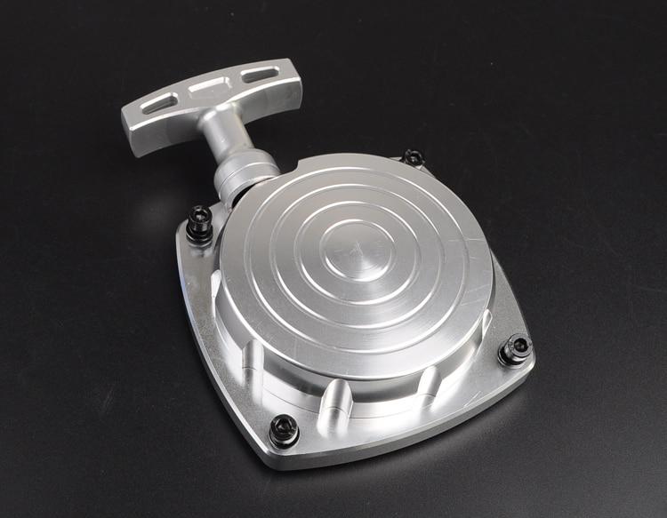 Démarrage par traction CNC pour moteur HPI Baja 5B, 5 T, 5SC, CY, Zenoah 23-30.5CC