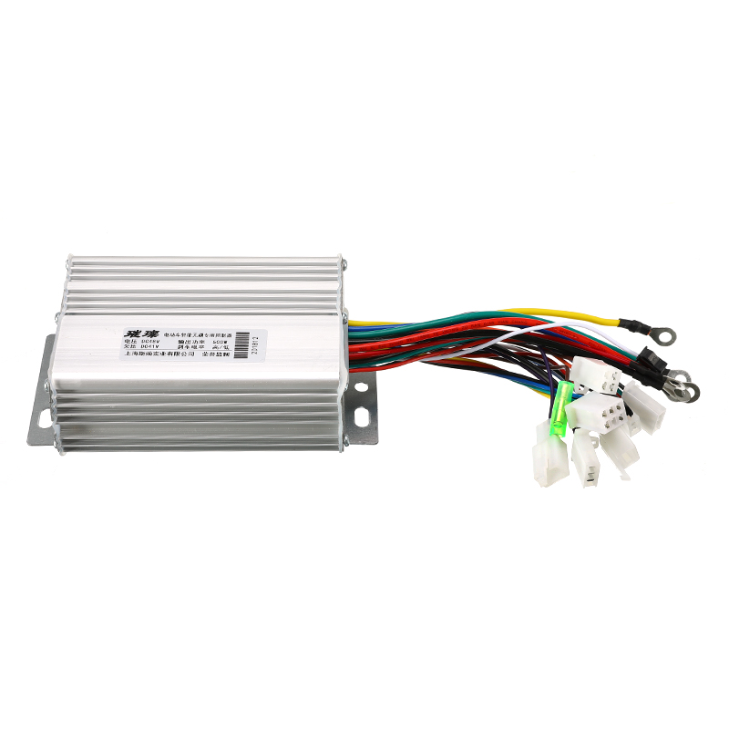 500W 48V 30A Brushless Motor Controller For Electric Vehicle Parts Scooters Bike