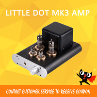 ASD Little Dot MK3 MKIII AMP RTC5654+6H6PI Tube Headphone Amplifier Stereo Class A HiFi Preamp Finished Product 110~240V
