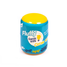 Воздушный пластилин для детской лепки «Fluffy», 50 г (1 шт.)
