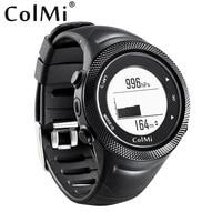 ColMi Smart Watch GPS location 5ATM IP68 Waterproof Pressure Temperature Altimeter Compass G senser Men Tracker for Android IOS