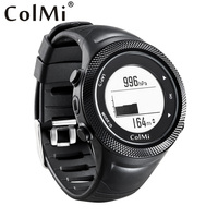 ColMi Smart Watch GPS location 5ATM IP68 Waterproof Pressure Temperature Altimeter Compass G senser Men Tracker for Android IOS
