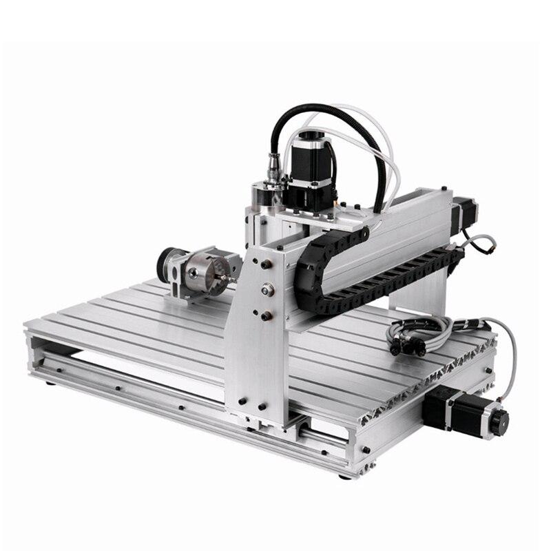 1500w Cnc Router 6040z Desktop Cnc Engraving Machine 600400mm 2200w