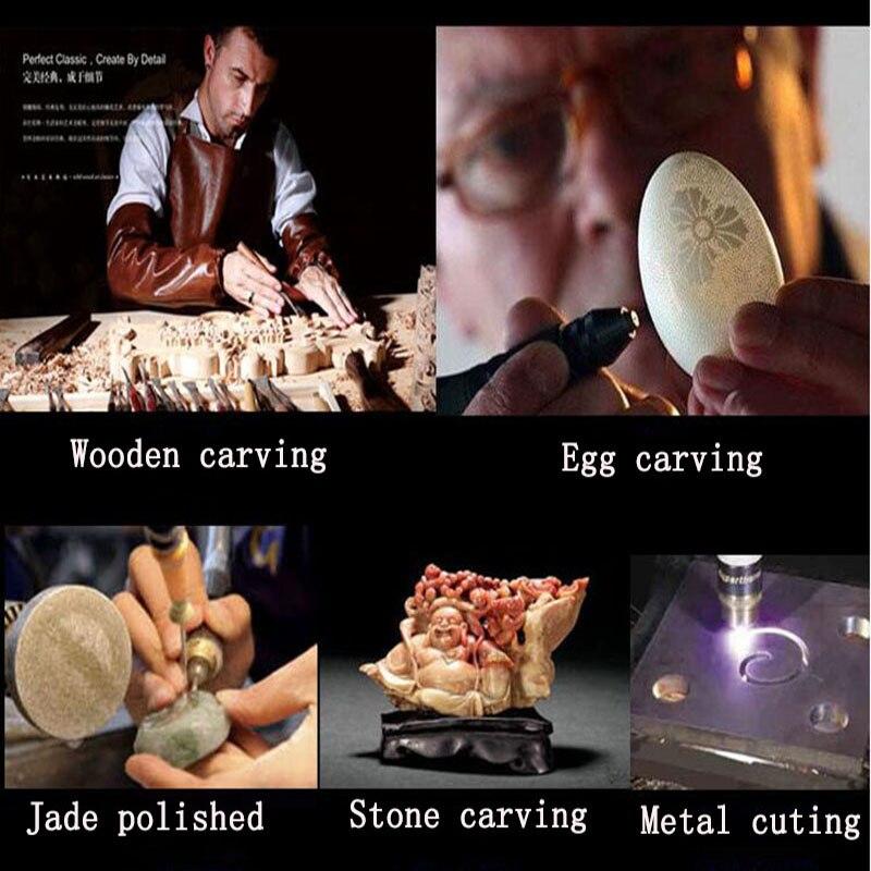 цена на 380W Electric Grinding Engraving Machine Engraver For Jade Wood Stone, Metal Bodhi, Ivory, Carving, Polisher Polishing