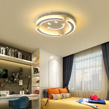 VeiHao Moderne led Kronleuchter Für Schlafzimmer Kinder Kinder Studie Zimmer Led Home Deco Decke Kronleuchter leuchten Kostenloser Versand