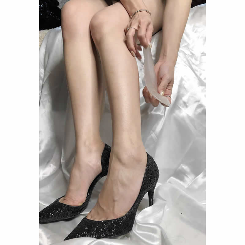 Silicone Leg Onlays Calf Pads for Crooked or Thin Legs Body Beauty Unisex Dress#
