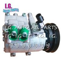 hcc hs15 AC Compressor For Car Hyudnai Elantra 1.6L Petrol 2003 2006 hs15 compressor For hyundai elantra compressor