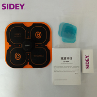 HONKON SIDEY Portable Ems Muscle Stimulation Machine/Ems Fitness Machines Training Massager Machine