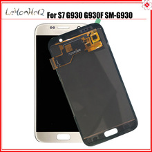 Display S7 G930 For Samsung Galaxy S7 G930 G930F SM-G930 SM-G930F LCD Display Touch Screen Digitizer Assembly