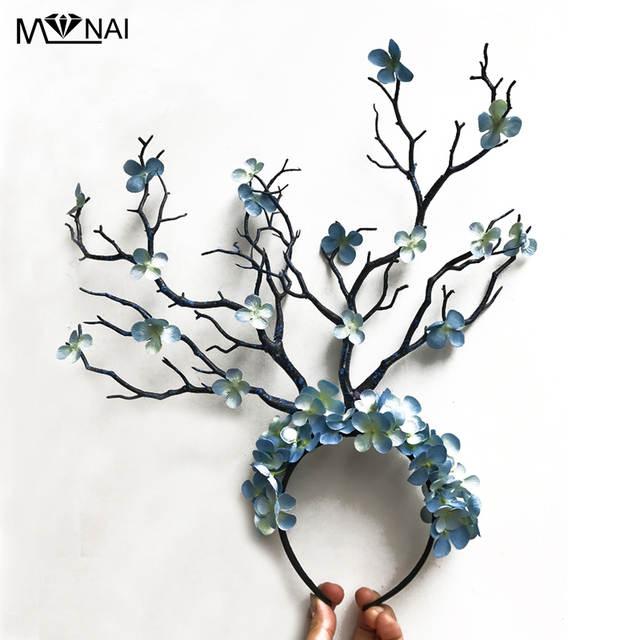 vintage artificial tree branches