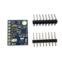 10DOF IMU Sensor Module MS5611 HMC5883L MPU6050 Module MWC Flight Control Sensor Module Developtment Project Board
