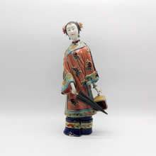 Fashion Angel Statue Marvel Collectible Chinese Female Antique Sculptures Vintage Figurine Home Decor Doll Crafts Hot Sale