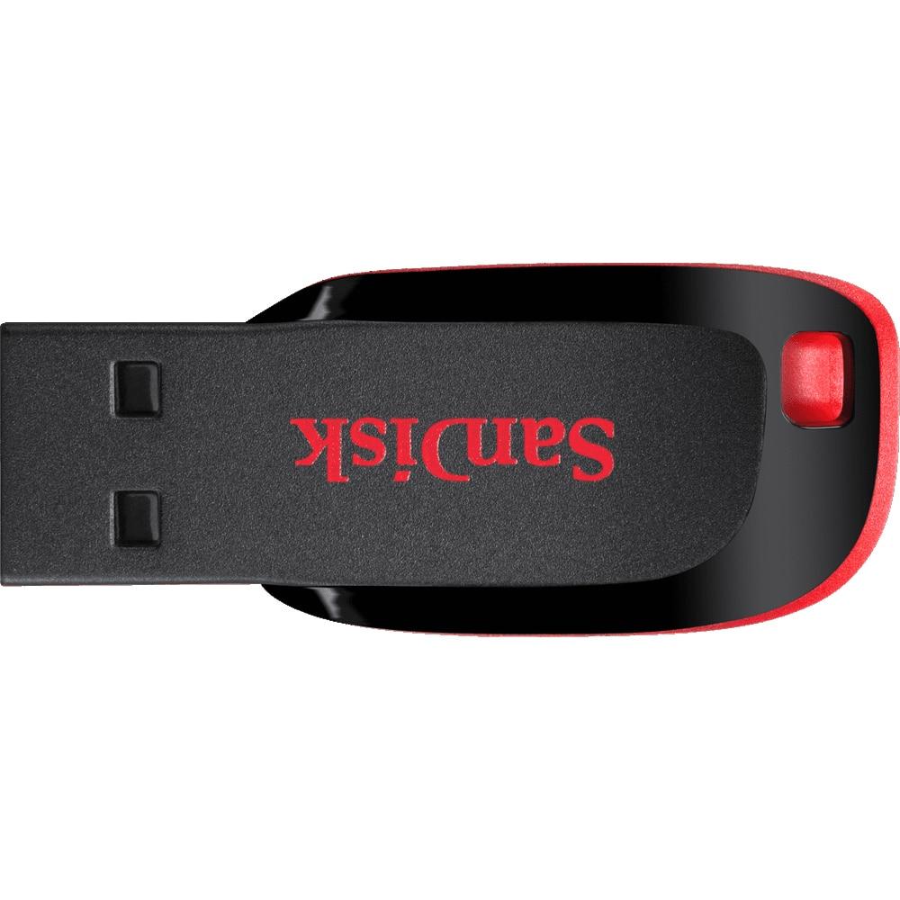 Sandisk Cruzer Blade Usb Stick Flash Drive Cz50 Pendrive 64gb 32gb Flashdisk 16gb 8gb