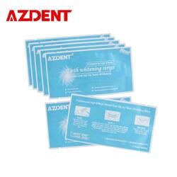 AZDENT 7 Чехлы профессиональных стоматологических отбеливающие полоски для зубов отбеливание зубов полоски Whitener отбеливание гель Advanced