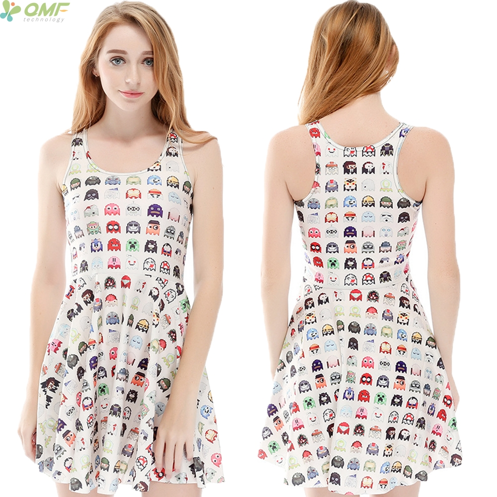 d8382a9dc2a8 Compra vestidos emoji y disfruta del envío gratuito en AliExpress.com