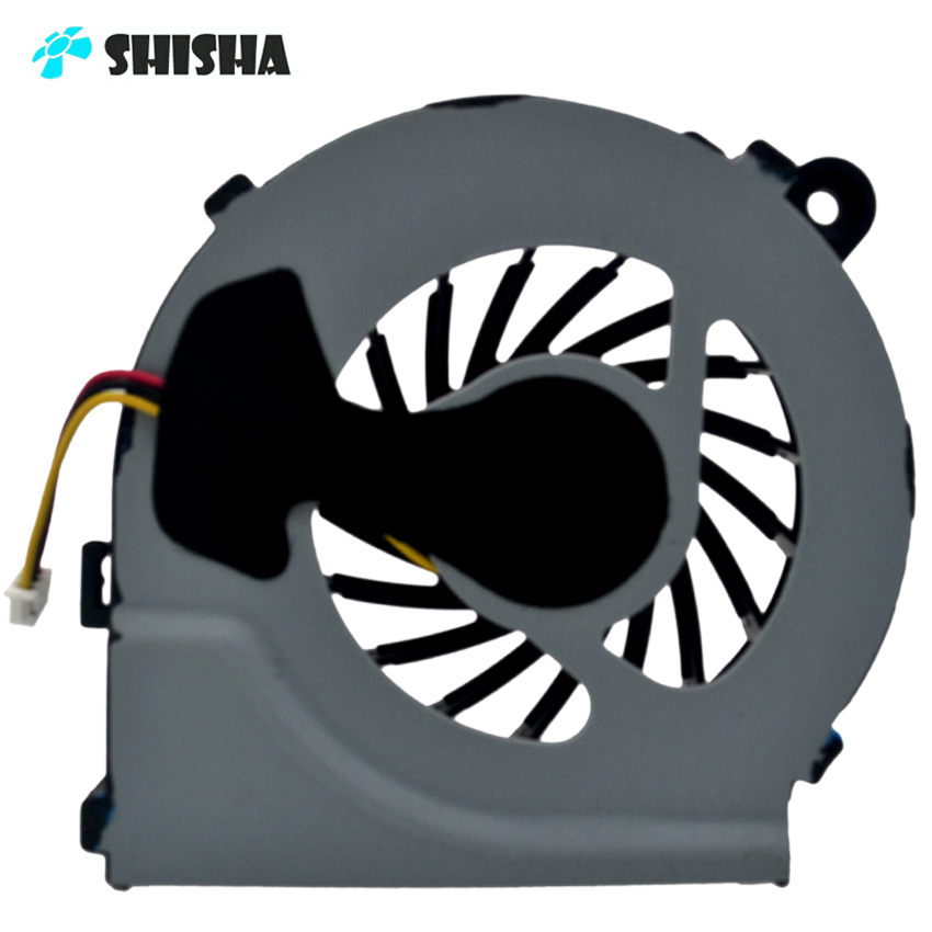 Shisha Brand new G62 CQ42 cooler for HP Pavilion CQ62 G4 Q72C cpu cooling fan G4-1017TU G4-1012TX G4-1000 G42 G6 laptop fan