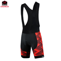 ZM 2019 Hot selling!! Men Outdoor Wear Bike Bicycle Cycling 3D Padded Riding Bib Shorts Ciclismo Fitness Wear Quick Dry clothing