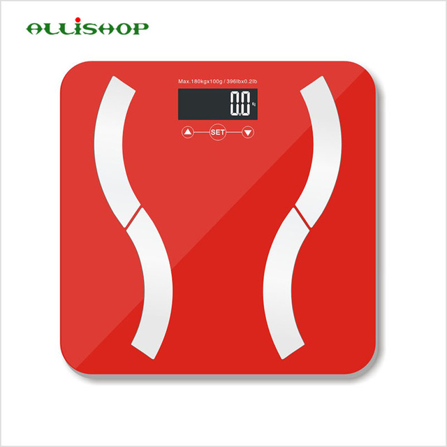 Weight Measuring, BMI, body fat, body water and muscle and bone mass bathroom scales smart digital electronic scales
