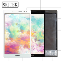Original 8inch For Asus Z380 LCD Display With Touch Screen Digitizer Sensor Digitizer Glass Panel Full