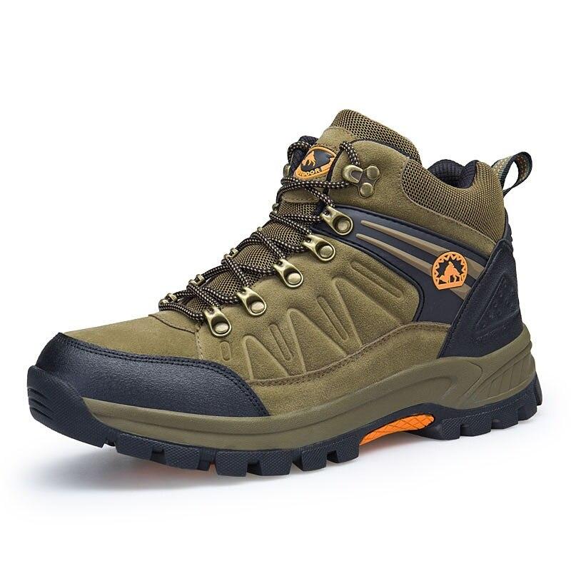 ardoisé Montagne Plein Cheville Air Casual Homme De Bottes 38 Hommes Sneakers En Mode Nouveau Taille army Noir 47 Green Automne Hiver Chaussures Tourisme vRxqS