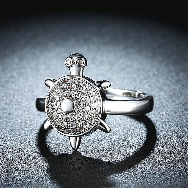 bague or tortue