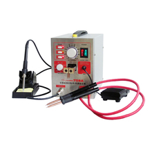 1.5KW High Power Spot Welder & Soldering Station With Universal Welding Pen for Battery And Sodering