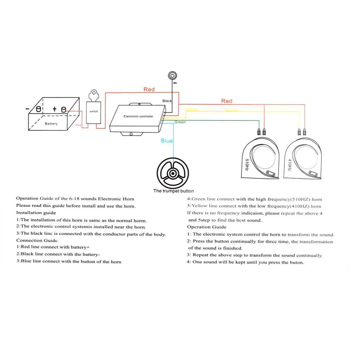 12v 150db loud classical snail shaped horn auto car speaker tone siren  for vehicle boat motor