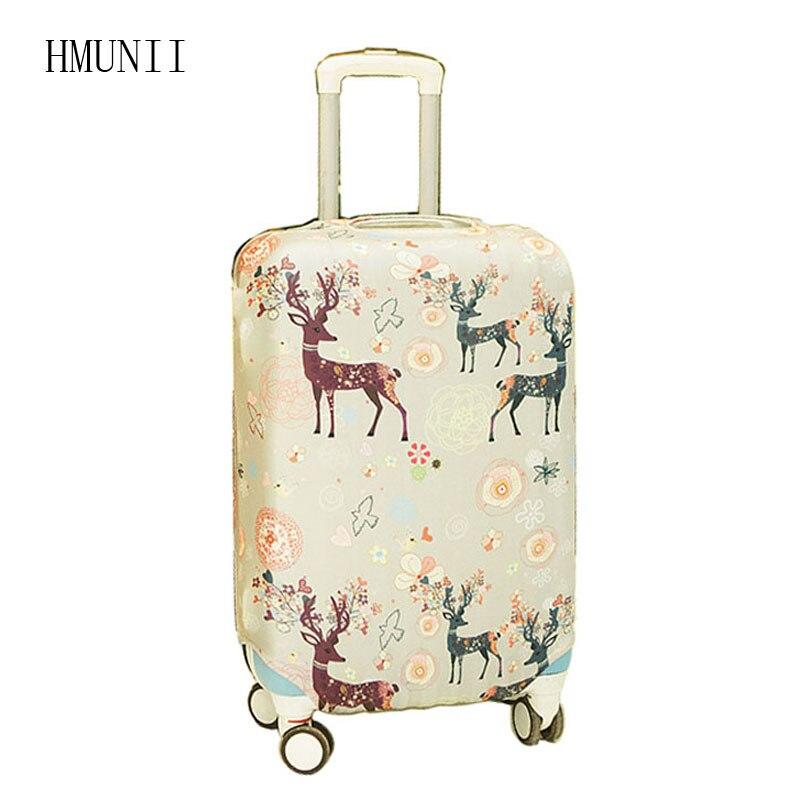 Последние чемодан эластичный защитный чехол аксессуары для путешествия, подходит для 19 до 30 дюйм(ов), стретч-троллейбус случае крышка для защиты от пыли