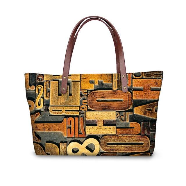 FORUDESIGNS Hannd Bags Handbags Women Famous Brand European Casual Tote Vintage Shoulder Bag Girls Travel Beach Bags Sac A Main