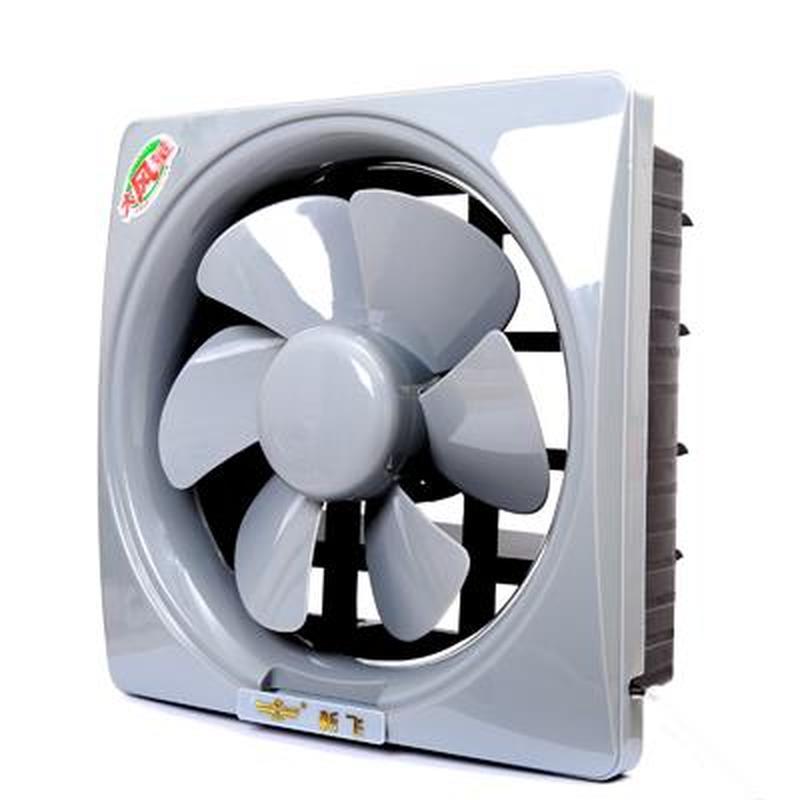 220 V ventilateur type de fenêtre ventilateur d'échappement ménage ventilateur d'échappement muet cuisine toilette affranchissement 12 pouces circulateur d'air unidirectionnel