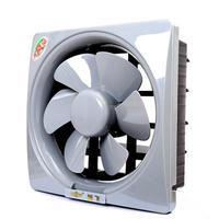 220V vantilatör pencere tipi egzoz fanı ev egzoz fanı sessiz mutfak tuvalet posta 12 inç tek yönlü hava sirkülatör