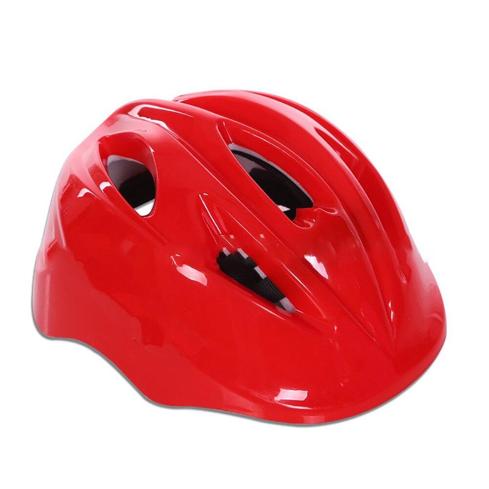 Image 4 - 7 шт. подарок практичное детское регулируемое колено защита запястья налокотник велосипедный спортивный шлем Велоспорт ролик детская защита для катания на коньках-in Скейтборд from Спорт и развлечения