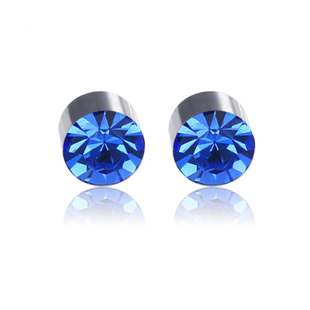ZooMango Explosion Models Health Magnets Color Crystal Without Hole Strong Magnetic Magnets Boys And Girls Fake.jpg 640x640 - ZooMango Explosion Models Health Magnets Color Crystal Without Hole Strong Magnetic Magnets Boys And Girls Fake Earrings C00006