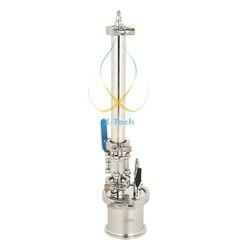 135 г комплект экстрактор bho с закрытыми петлями под давлением. Экстрактор из нержавеющей стали 304.