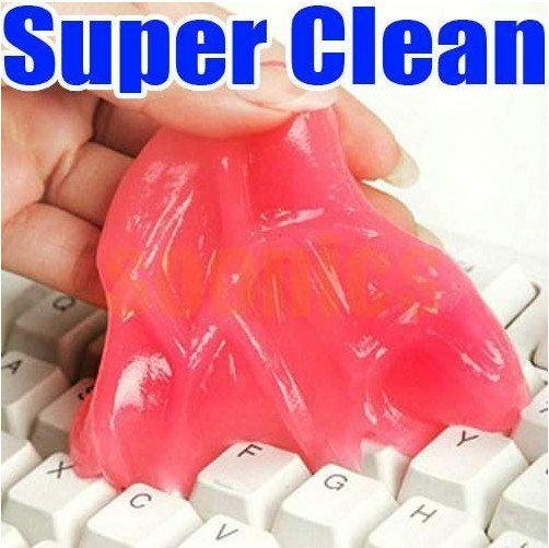 New Magic Dust Cleaning Compound Super Clean Slimy Gel Wiper For Keyboard Laptop Free Shipping & Drop Shipping