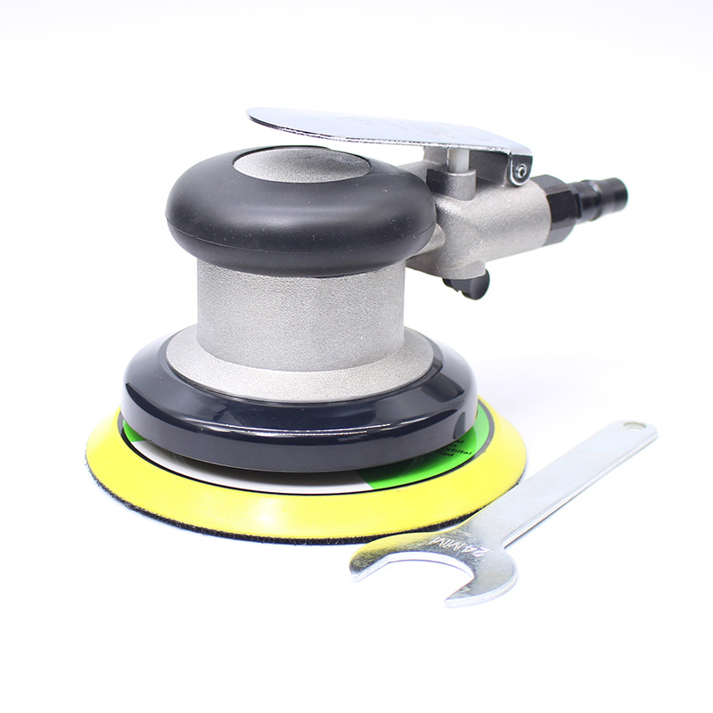 YOUSAILING Quality 5 Pneumatic Sanders 125mm  Sander Air Eccentric Orbital Sanders Cars Polishers Air Tools 5 inch 125mm pneumatic sanders pneumatic polishing machine air eccentric orbital sanders cars polishers air car tools