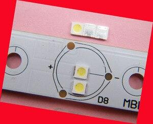 Image 2 - 200 pièce/lot pour réparation Philips Cool Hisense LED LCD TV rétro éclairage Article lampe SMD LED s 3535 3 V blanc froid diode électroluminescente