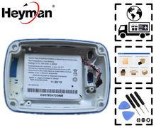 2f1321dda33 Caixas de Heyman original Da Porta Da Bateria Para GARMIN EDGE 500  361-00043-00 Substituição da tampa traseira Com Bateria peças.