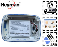 Heyman original Battery Door Housings For GARMIN EDGE 500 361 00043 00 rear cover back With Battery Replacement parts+tools