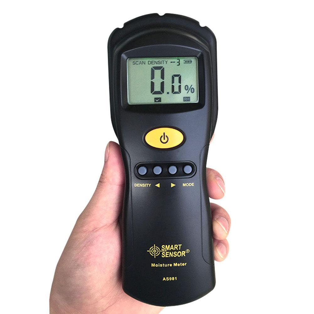 Moisture Meter Measure Contented Moisture Fast and Precise Microwave Measu mc 7806 digital moisture analyzer price with pin type cotton paper building tobacco moisture meter
