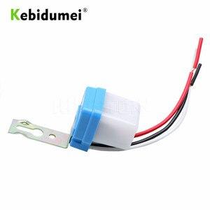Image 5 - KEBIDU Sensor Schalter Fotozelle Straße Licht Switch Control Photo Automatische Auto On Off 110 v 220 v DC AC 12 v 50 60 hz 10A