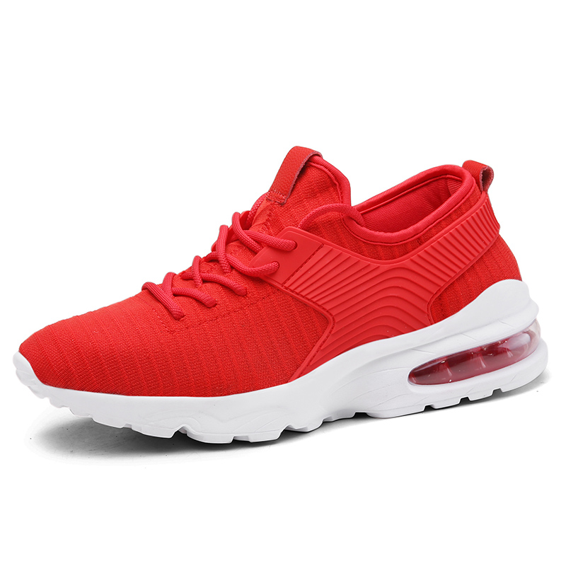 Fashion Shoes Casual 2018 Original Authentic Cushioning Men's Air Cushion Shoes Low-top Sports Shoes Sneakers Large Size 39-45